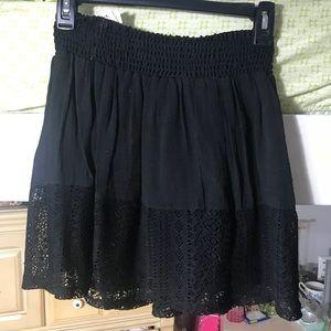 Skirts - NEW Black Lace Skirt
